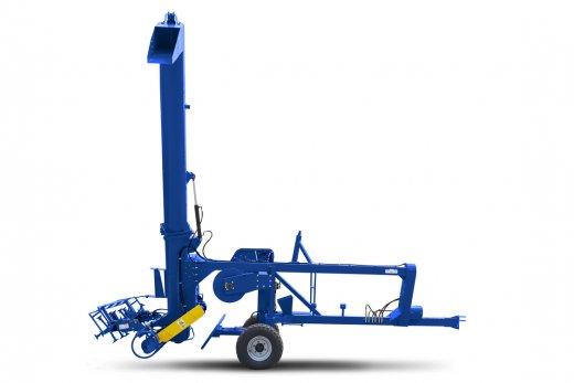 Grain extractor EM-9 - eurobagging com