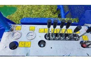 EB 310 LS - kontrolní panel
