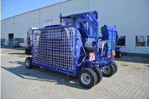 EB 310 LS připraven na cestu